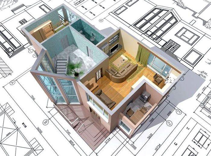 Наличие полного пакета чертежей сократит сроки выполнения работ и избавит от перерасхода строительных материалов