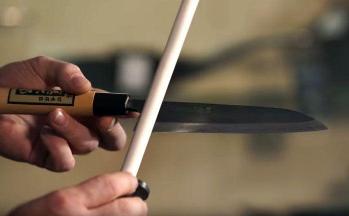 Точильная машина для заточки ножей