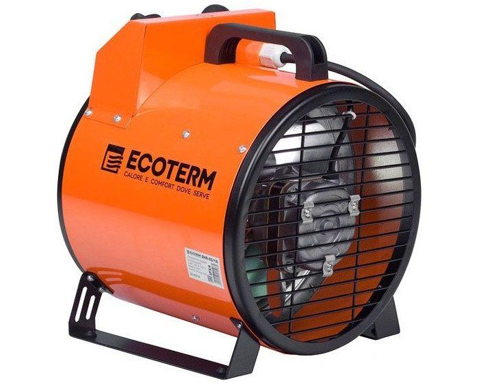 Тепловая пушка электрическая модель «Ecoterm EHR-03/1A»