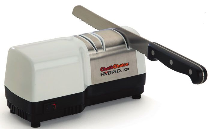 Электрическая точилка «Chefs Choice» модель «CH/220» универсального назначения