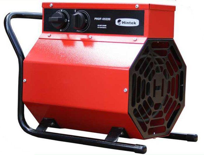 Электрическая тепловая пушка модель «Hintek Prof 05220»