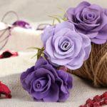 1000-150x150 Цветы из фоамирана своими руками: лучшие мастер-классы