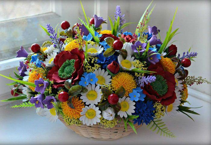 14-5 Цветы из фоамирана своими руками: лучшие мастер-классы