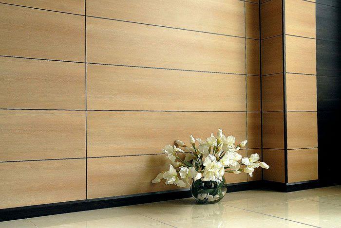 Панели используют для оформления прихожих, ванных комнат, кабинетов, кухонь и даже гостиных