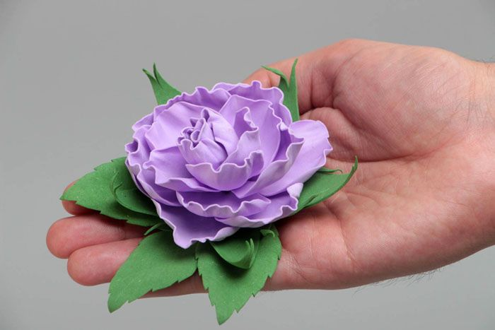 Мягкая замша – идеальная основа для украшений