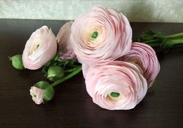 2-8 Цветы из фоамирана своими руками – с чего начинать