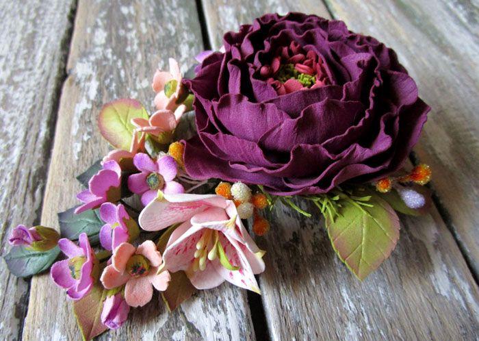22-5 Цветы из фоамирана своими руками – с чего начинать
