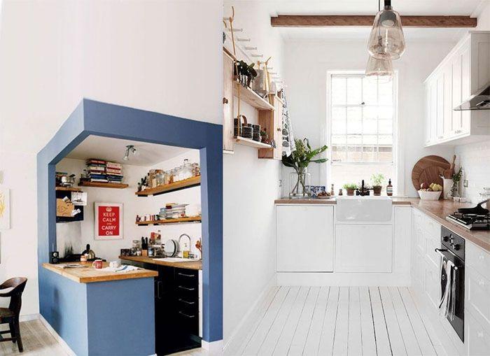 Тщательная подготовка поможет создать красивую и функциональную кухню в ограниченном объёме