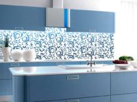 Современный дизайн: на такой кухне хочется готовить постоянно!