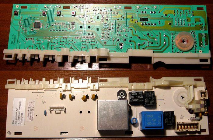 Для тех, кто разбирается в электронике, может понадобиться плата – на ней при необходимости легко найти запчасти для ремонтных работ