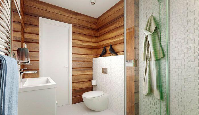 Такой керамикой можно укрыть тёплый пол и одну из стен