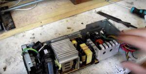 Как сделать наждак из двигателя стиральной машины своими руками