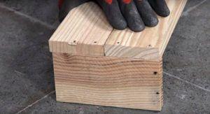 Поддоны деревянные фото