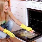 Как очистить духовку от застарелого жира и нагара в домашних условиях