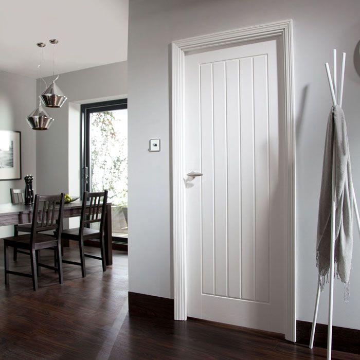 Домашний уют начинается с входа в комнату