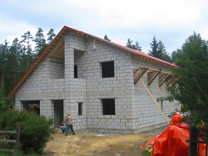 Второй важный показатель – габариты строения (ширина, длина и высота здания)
