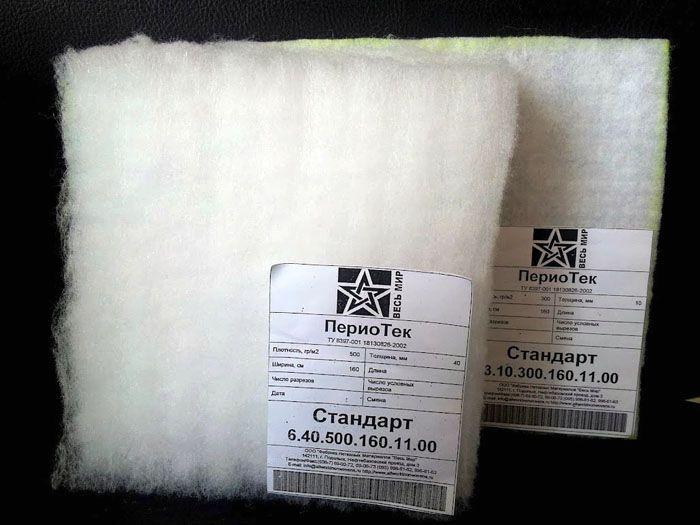 Волоконный материал для создания мягких мебельных подушек
