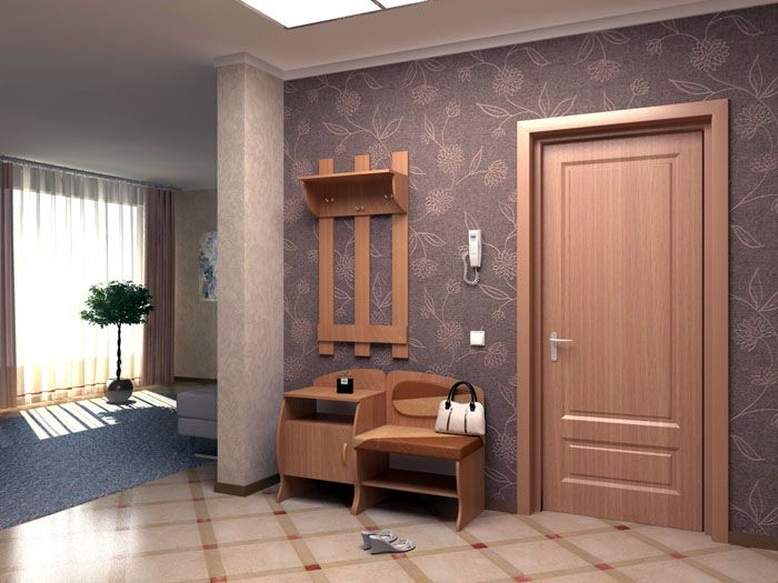 Красивый мебельный ансамбль, экономящий полезное пространство