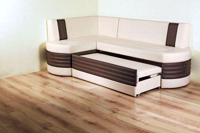 Компактное выдвигающееся спальное место подойдёт для ребёнка
