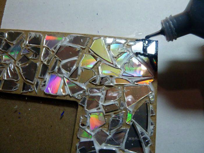 18-23 Какие поделки из дисков можно сделать своими руками? 100 радужных идей
