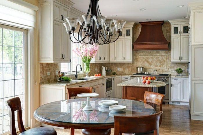 Традиционный классический стиль – это точность в нюансах, простота форм, нейтральное цветовое оформление