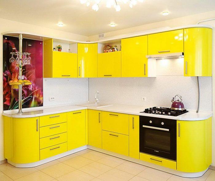 Жёлтый – как будто согревает теплом