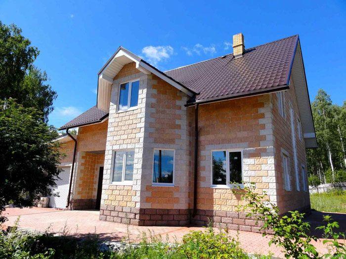 Шлакоблок – идеальное решение для небольшой дачи и полноценного загородного дома
