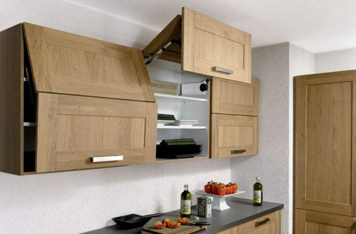 В такой конструкции ширину дверки шкафа можно увеличить до 80-90 см