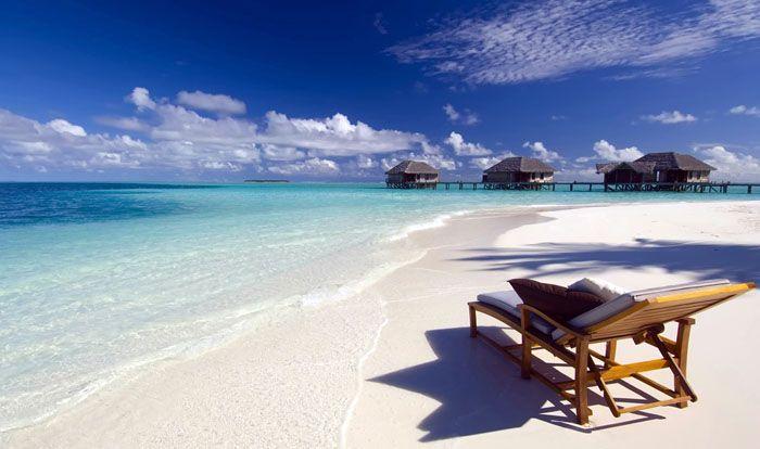 Релакс на пляже – это стойкие ассоциации с определёнными условиями