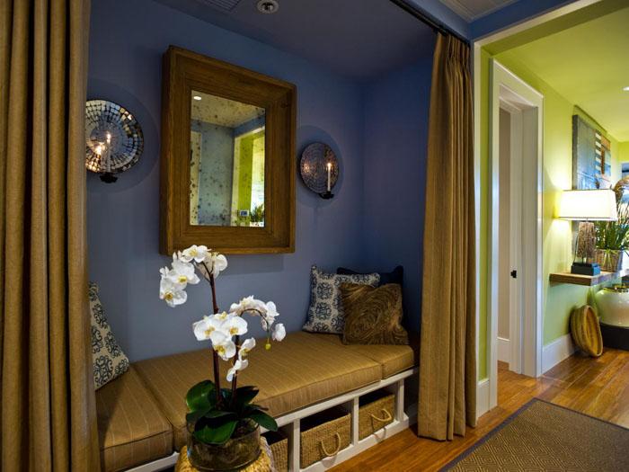 Правильно выбранный цвет обивки вносит гармонию в дизайн помещения и душу человека