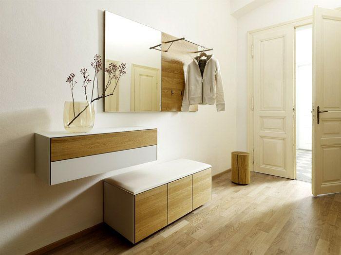 Современные скамьи для дома сделают любую прихожую красивее и удобнее