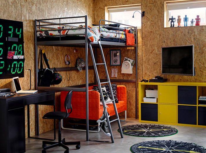 Открытая нижняя часть подразумевает возможность универсального использования стандартных диванов с подходящими габаритами