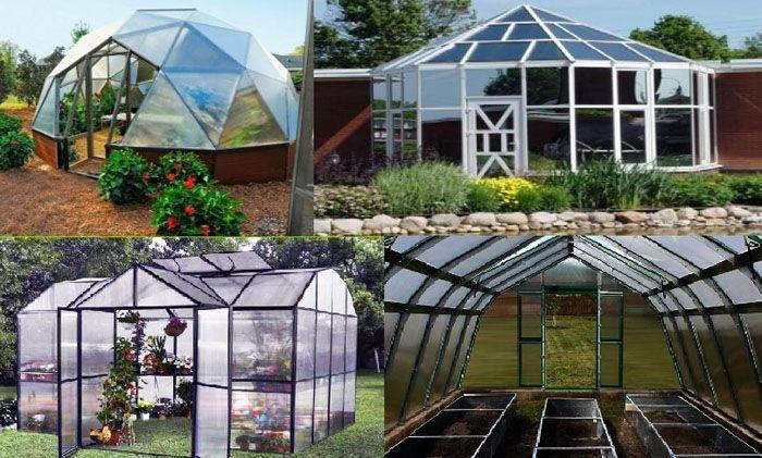 Примеры многоугольных конструкций