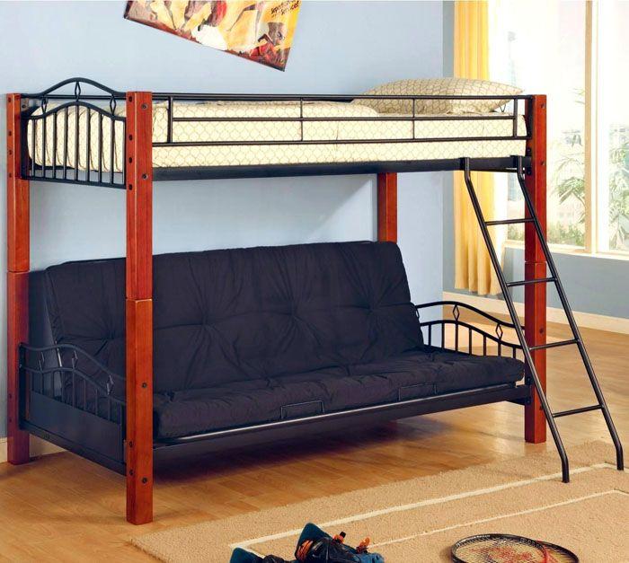 В сложенном состоянии крупный диван не выступает за границы основного контура