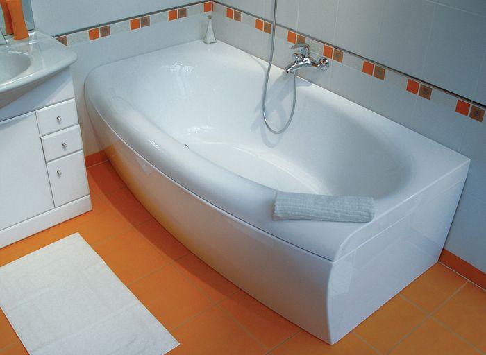 В остальном уход ничем не отличается от ванн без гидромассажа