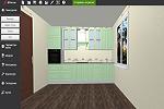 Кухонные уголки для маленькой кухни
