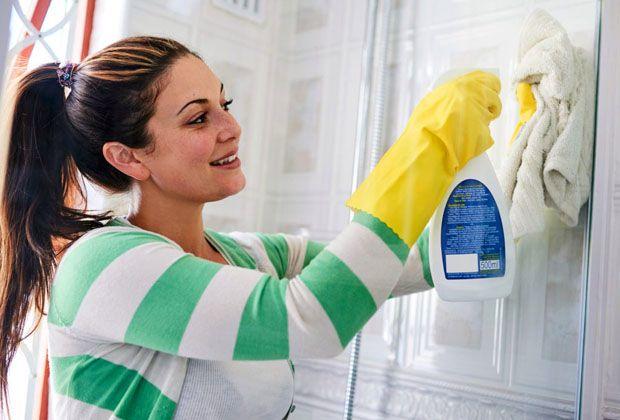 Ни пылинки, ни засора: чем проще всего отмыть разные загрязнения в душевой кабине 482