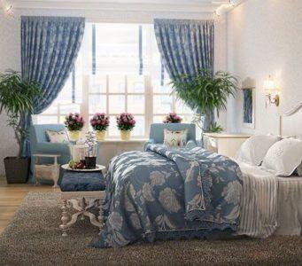 Спальни в стиле прованс: фото, дизайн