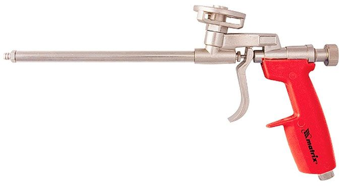 Внешний вид пистолета для монтажной пены модель «Matrix 88669»