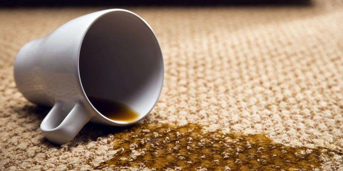 Кофе и чай способны серьёзно окрасить ткань