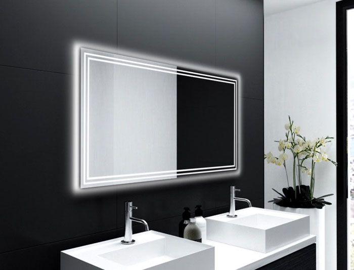 Зеркало становится отдельным источником света