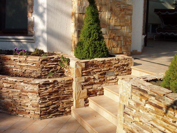 Цвет камня имеет огромное значение: это создание образа здания