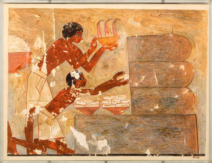 Первые инкубационные конструкции были созданы древними египтянами почти 3 тысячи лет назад