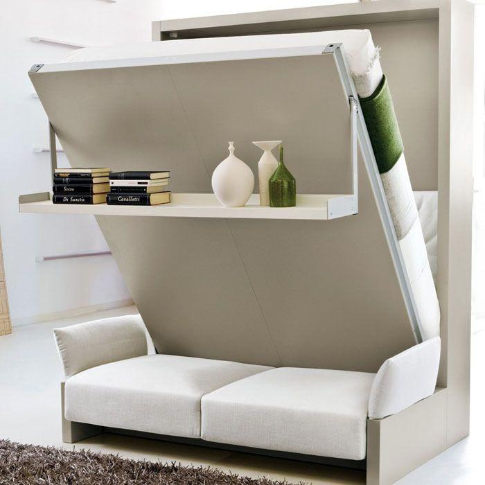 Многофункциональный трансформер – кровать/шкаф/диван