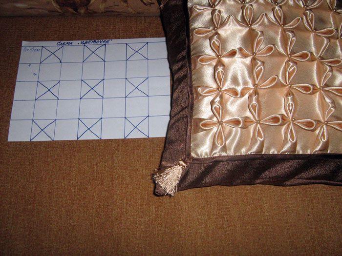 22-14 Сделать своими руками подушку