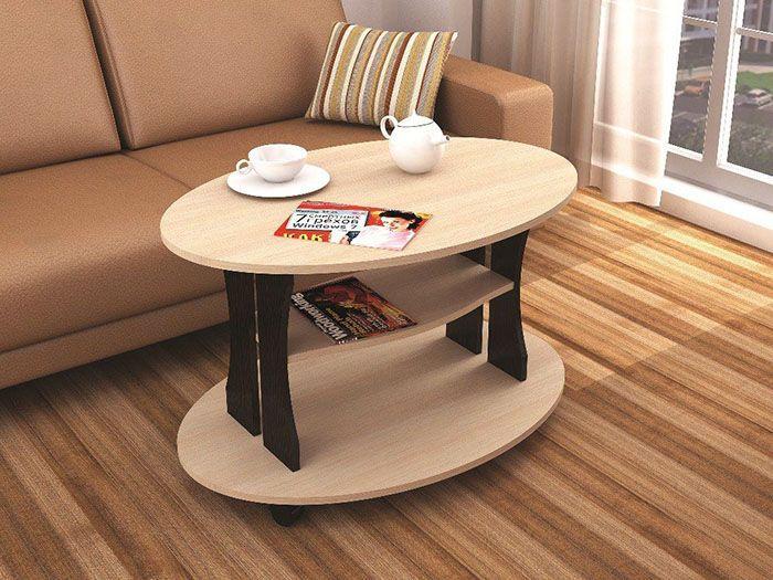Своими руками можно сделать удобный и практичный стол