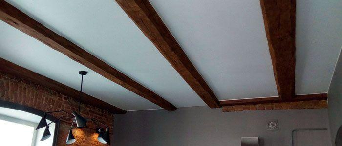 Тканевые полотна дышат, что является важным условием для кантри с его деревянной текстурой
