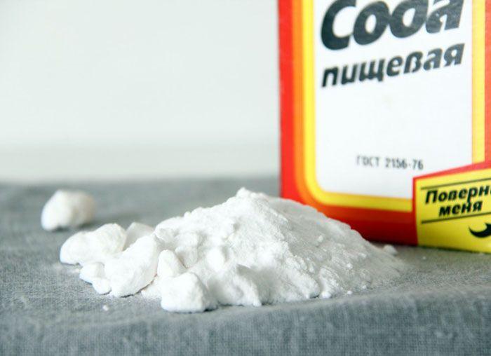 Сода — старый добрый порошок натрия двууглекислого