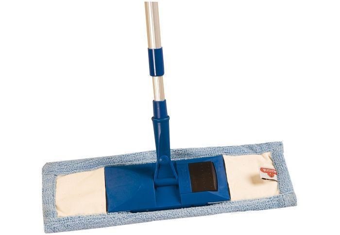 Флаундер с отжимом отлично себя зарекомендовал для разных типов уборок
