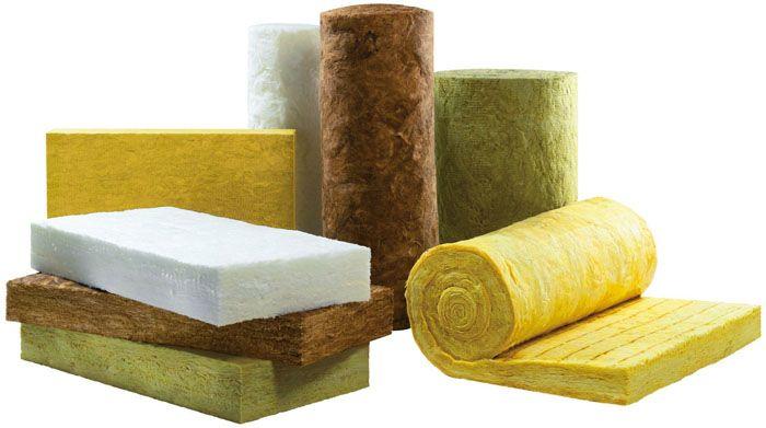 В качестве шумоизоляции могут быть использованы различные виды минеральной ваты